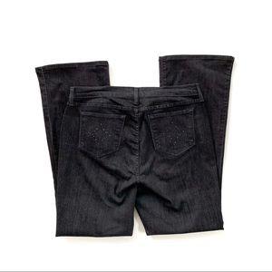 NYDJ Black Bootcut Jeans Size 18 NWT